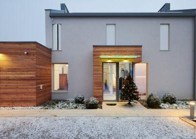 architetto henry gallamini progetto casa in legno ferrara